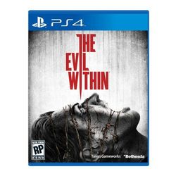 The Evil Within - gra PS4
