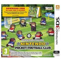 Nintendo 3DS Nintendo Pocket Football Club
