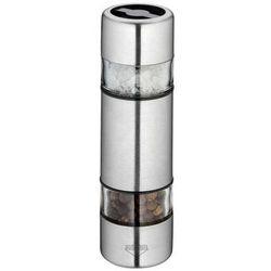 Kuchenprofi - sydney - podwójny młynek do soli i pieprzu, stalowy