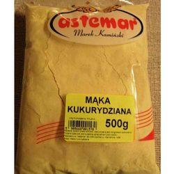 Mąka kukurydziana 500 g, towar z kategorii: Mąki