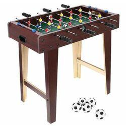 Piłkarzyki stołowe xl stół piłkarski domowy marki Malatec