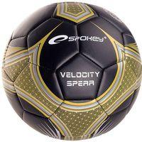 Piłka nożna VELOCITY SPEAR SPOKEY 835915 r 5 - Czarny ||Złoty