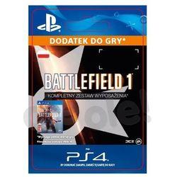 Battlefield 1 - Kompletny Zestaw Wyposażenia [kod aktywacyjny] - sprawdź w wybranym sklepie