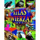 Ilustrowany atlas zwierząt + zakładka do książki GRATIS (9788377406380)