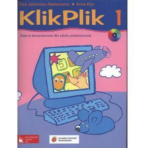 KlikPlik 1 Zajęcia komputerowe dla szkoły podstawowej (2009)