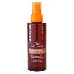 Lancaster Tan Maximizer suchy olejek regenerujący przedłużający opaleniznę do twarzy i ciała, kup u jedn