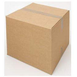 Pressel karton składany 2-warstwowy 215x215x220mm brązowy, 20 sztuk