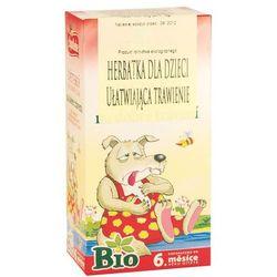 Herbatka dla dzieci - na trawienie bio 20 x 1,5 g - apotheke wyprodukowany przez Apotheke (herbatki dla dzieci