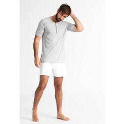 The White Briefs Koszulka do spania grey melange - sprawdź w wybranym sklepie
