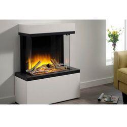 Kominek wolnostojący flamerite fires tropo 600 led. efekt płomienia radia flame - jeden kolor ognia - promocja marki Flamerite fires - nowość 2021