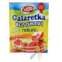 Celiko Galaretka o smaku truskawkowym bez cukru bez glute 14g