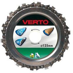 Tarcza do cięcia VERTO 61H199 230 x 22.2 mm łańcuchowa