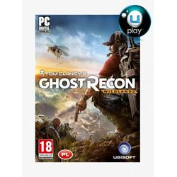 Tom clancys ghost recon wildlands pl + bonus - klucz wyprodukowany przez Ubisoft
