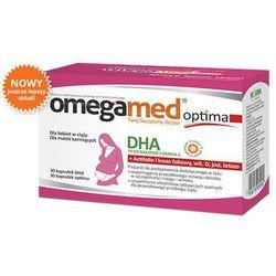 Omegamed Optima dla kobiet w ciąży x 60 kapsułek (kapsułki)