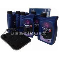 Filtr oraz olej  g3 automatycznej skrzyni 4spd chrysler lebaron marki Elf
