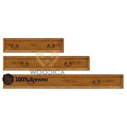 Woodica Szuflada hacienda pod łóżko 100x23x65