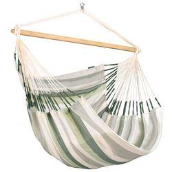 - domingo cedar - fotel hamakowy kingsize outdoor marki Lasiesta