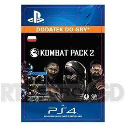 Mortal Kombat X - Zestaw Kombat 2 DLC [kod aktywacyjny] z kategorii Pozostałe akcesoria do konsoli