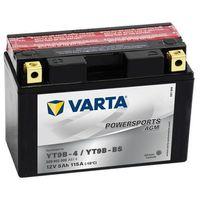 Akumulator motocyklowy  yt9b-bs 8ah 115a marki Varta
