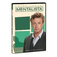 Film GALAPAGOS Mentalista Sezon 3 (5 DVD) Mentalist (7321909303171)