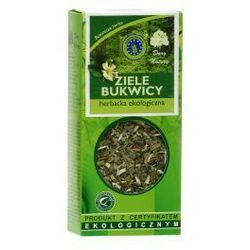 ZIELE BUKWICY herbatka ekologiczna z kategorii Ziołowa herbata