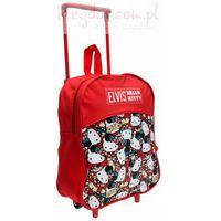 Hello kitty  walizka/plecak na kółkach dla dzieci