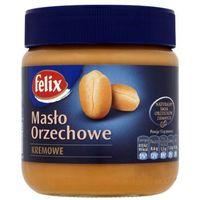 350g kremowe masło orzechowe marki Felix