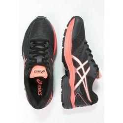 ASICS GELPULSE 8 GTX Obuwie do biegania treningowe black/silver/flash coral