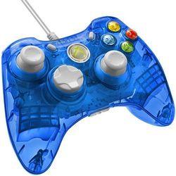 Kontroler PDP Rock Candy Xbox 360 Niebieski + Zamów z DOSTAWĄ W PONIEDZIAŁEK! + DARMOWY TRANSPORT!
