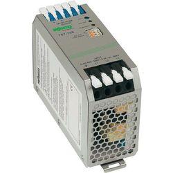 Zasilacz na szynę DIN WAGO EPSITRON 24 V/DC 6.25 A 2 x (transformator elektryczny)