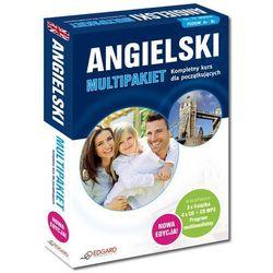 Angielski Multipakiet. Kompletny kurs języka angielskiego dla początkujących + 4CD, książka z ISBN: 97883