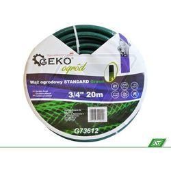 """Wąż ogrodowy Geko Green 3/4"""" 20 m G73612"""