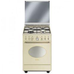 Smeg CO68GMP9 (elektryczno-gazowa kuchenka)