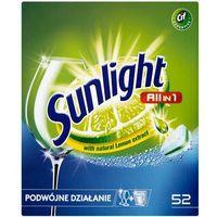 Unilever SUNLIGHT Tabletki do zmywarki (668807) Darmowy odbiór w 20 miastach! (8710908668807)