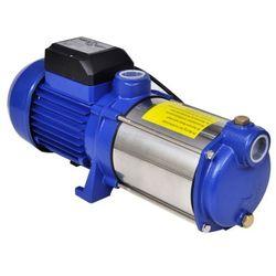 vidaXL Pompa strumieniowa 1300 W 5100 L/godz. Niebieska (pompa cyrkulacyjna)