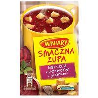 WINIARY 16g Smaczna Zupa Barszcz czerwony z grzankami | DARMOWA DOSTAWA OD 150 ZŁ!