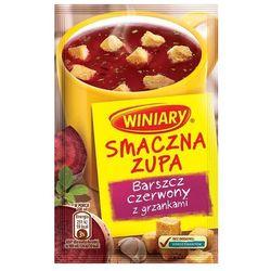 WINIARY 16g Smaczna Zupa Barszcz czerwony z grzankami