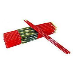 Dimavery DDS-5A Drumsticks, maple, red, pałki perkusyjne, kup u jednego z partnerów