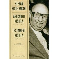 PRÓSZYŃSKI I S-KA - Abecadło Kisiela. Testament Kisiela (424 str.)