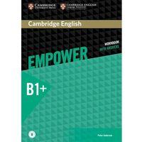 Empower Intermediate. Ćwiczenia z Odpowiedziami + Downloadable Audio, oprawa miękka