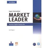 Market Leader Upper Intermediate. Practice File + CD, Pearson Longman