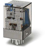 Przekaźnik 3CO 10A 110V DC Finder 60.13.9.110.0020