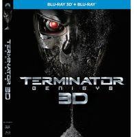 Terminator: Genisys 3D (Wydanie z czaszką) (Blu-Ray) - Alan Taylor