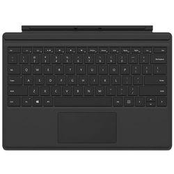 surface pro 4 type cover r9q-00095, klawiatura i etui do tabletu, czarna wyprodukowany przez Microsoft