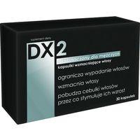 DX2 wzmac.włosy dla mężczyzn kaps. - 30 kaps. - produkt farmaceutyczny