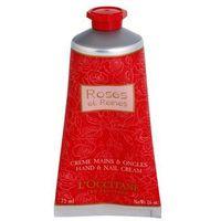 L'Occitane Rose krem do rąk z różanym aromatem (Hand & Nail Cream) 75 ml