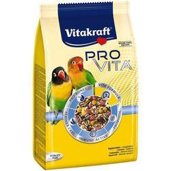 Vitakraft  pro vita - pokarm dla papug afrykańskich 750g, kategoria: pokarmy dla ptaków