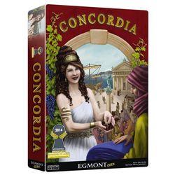 Egmont, Concordia, gra planszowa, towar z kategorii: Gry planszowe