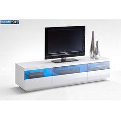 Szafka RTV z podświetleniem MILORD 170/43cm - ART