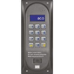 ACO CDNP6ACCS GR CENTRALA DOMOFONOWA grzałka LCD. RFID SLAVE